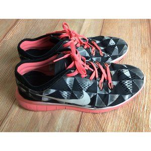 Nike Free 5.0 TR Fit 5 Running Shoes Womens Size 9